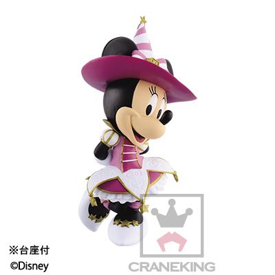 DISNEY Magic Castle2 My Happy Life World Collectable Figure(WCF)  PREMIUM-MINNIE MOUSE-