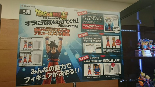 Goku - special - avril 2016