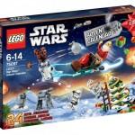 Calendriers de l'Avent retour du Lego Star Wars ET toujours 20% de réduction avec Carrefour Online