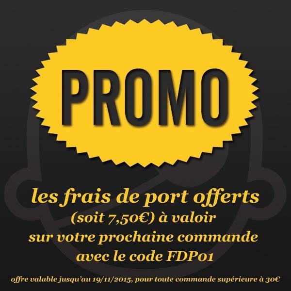 Bon plan les frais de port offert sur - Code promo vente privee frais de port ...