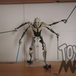 Flash Review : General Grievous de la collection Star Wars Elite Series