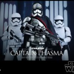 Star Wars TFA : Captain Phasma par Hot Toys