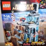 LEGO Marvel : review de la tour Avengers (76038)