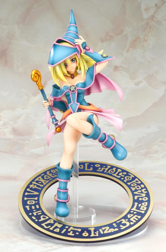 1/7e Dark Magician Girl (Magicienne des Ténèbres)!