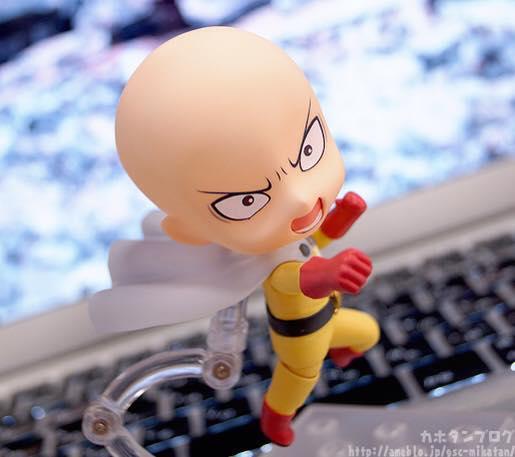 Nendoroid One Punch Man - Saitama.