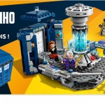Le set Lego Ideas Doctor Who dispo en précommande