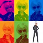 Barbie Andy Warhol, une édition limitée et en exclusivité chez colette