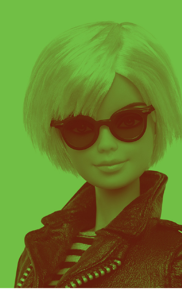 Barbie Andy Warhol