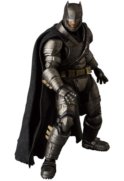 BvS Armored Batman MAFEX