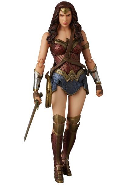 BvS Wonder Woman MAFEX