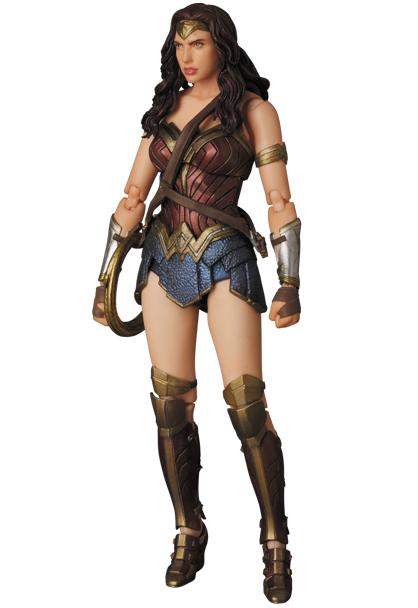 BvS Wonder Woman MAFEXBvS Wonder Woman MAFEX