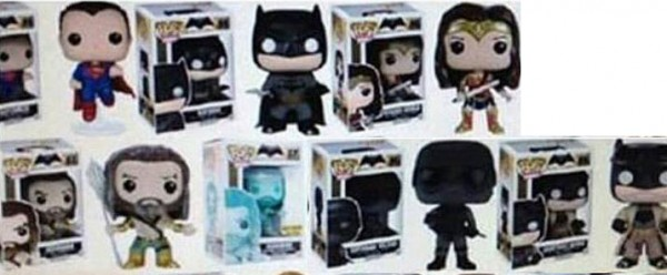 Batman v Superman pop