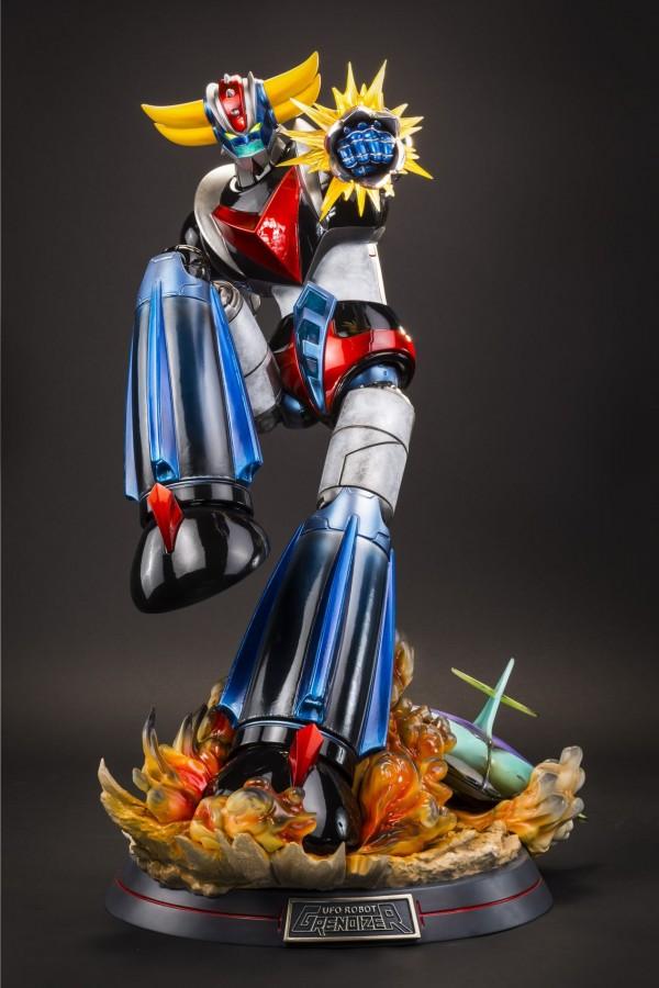 UFO Robot Grendizer Goldorak HQS+ By Tsume