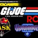 Hasbro relance Gi Joe, Micronauts, Visionairies, M.A.S.K. et ROM au cinéma
