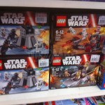 Dispo en France : Lego Star Wars 2016 et Disney Princess 2016