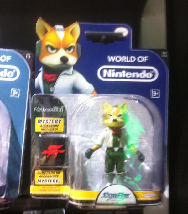 World of Nintendo  jouets et figurines