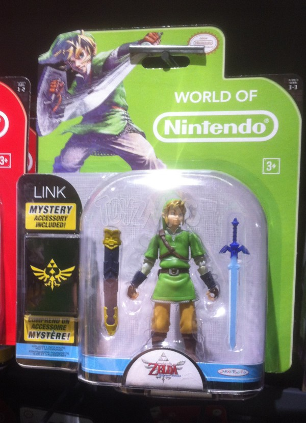 World of Nintendo  jouets et figurines