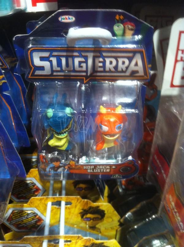 figurines Slugterra