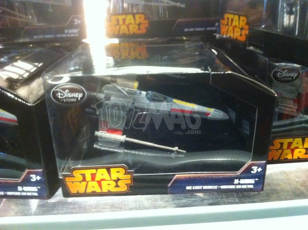 Star Wars Die Cast  vaisseaux