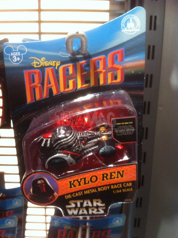 Disney Racer Star Wars Episode 7