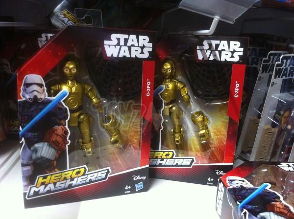 C-3PO hero masher