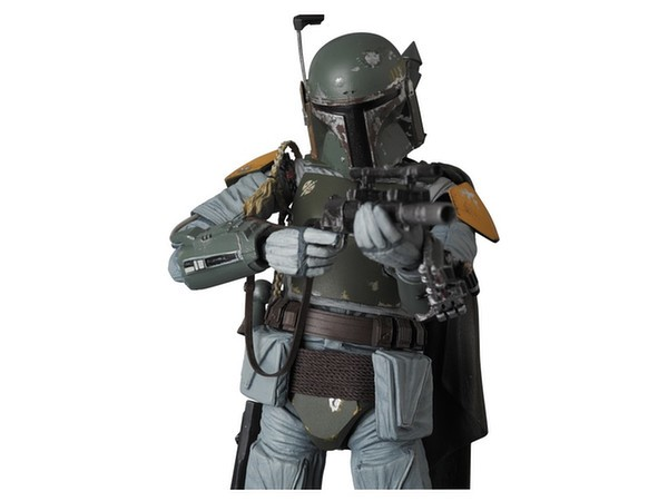 MAFEX Star Wars Boba Fett by Medicom