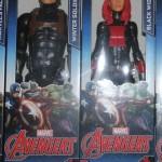 Avengers Titan Hero de nouveaux personnages pour 2016