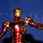 S.H. Figuarts Avengers : Review Iron Man Mark XLV