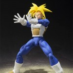 S.H.Figuarts Super Warrior Trunks – Les images officielles