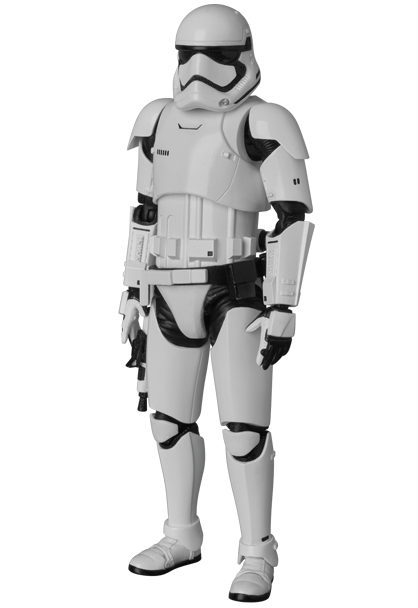 MEDICOM  MAFEX Series Star Wars: EP7 The Force Awakens First Order StormTrooper