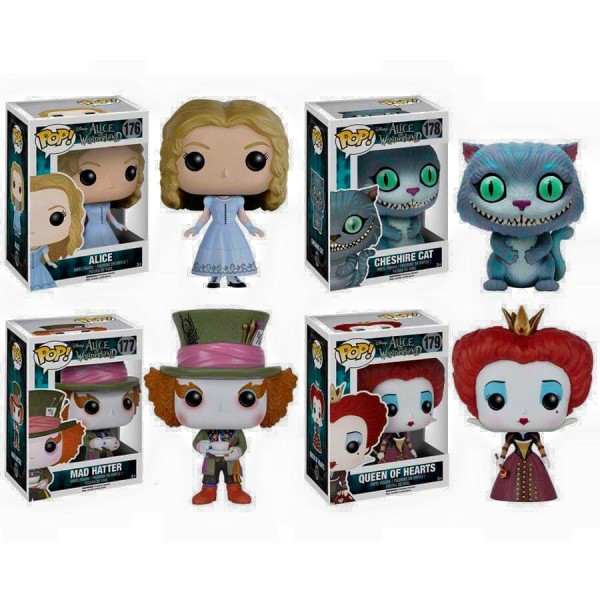 alice wonderland pop Funko