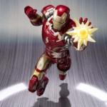Review - SH Figuarts - Iron Man Mark 43