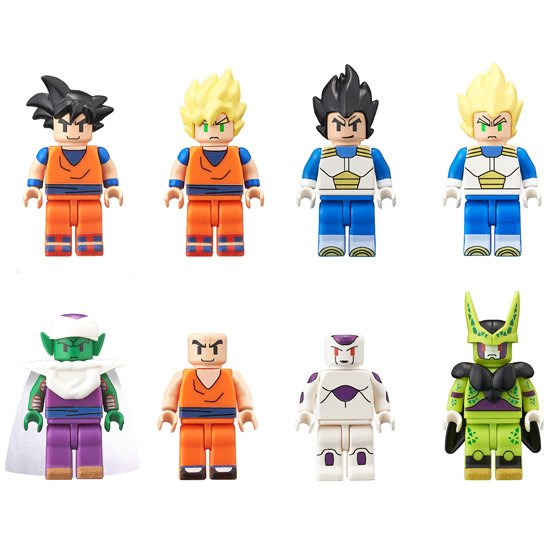 *LEGO* - Topic officiel - Page 2 Bandai-figmes-dragonball