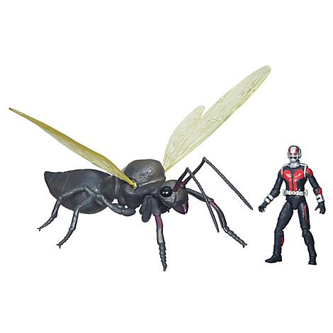 Marvel Infinity  Ant-Man de 9,5 cm avec fourmi volante Prix :  20,23 €
