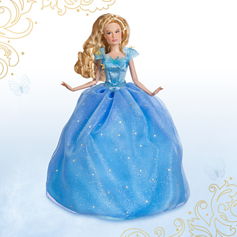 Poupée Cendrillon, de la Collection Disney Film Prix :  17,90 €