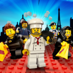 LEGO Store : un magasin au coeur de Paris !