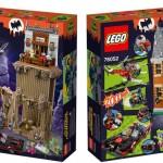 Série TV classique Batman :La Batcave – les images officielles