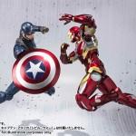 S.H.Figuarts Iron Man Mark 46 - Captain America : Civil War