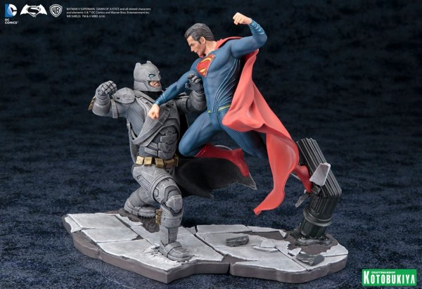 Batman V Superman: Dawn of Justice ARTFX+
