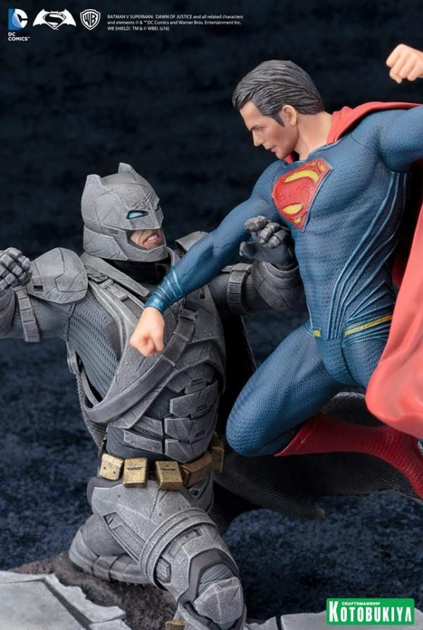 Batman V Superman: Dawn of Justice ARTFX+