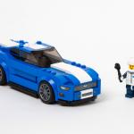 LEGO lance une Ford Mustang et un F-150 Raptor