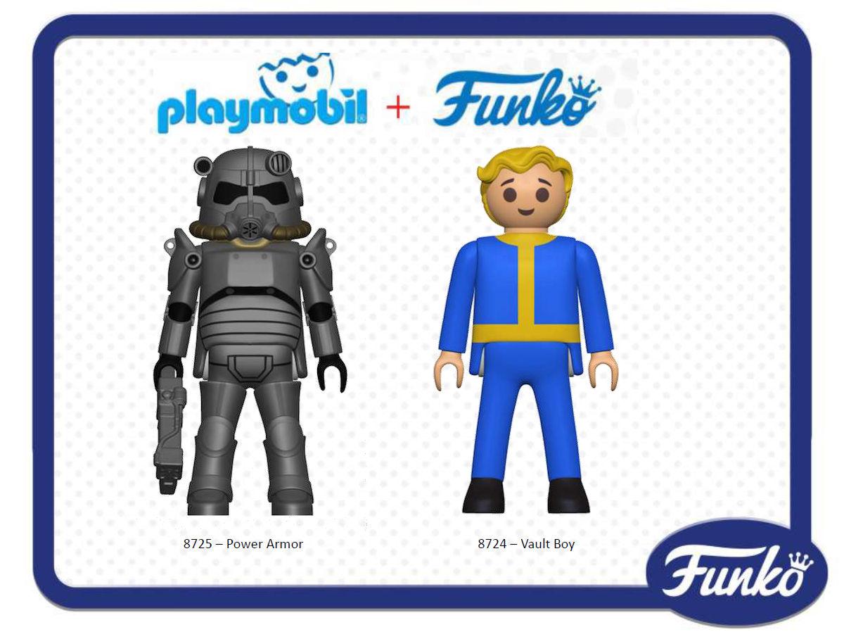 Toyzmag Com 187 Les Nouveaut 233 S 2016 Chez Funko Playmobil