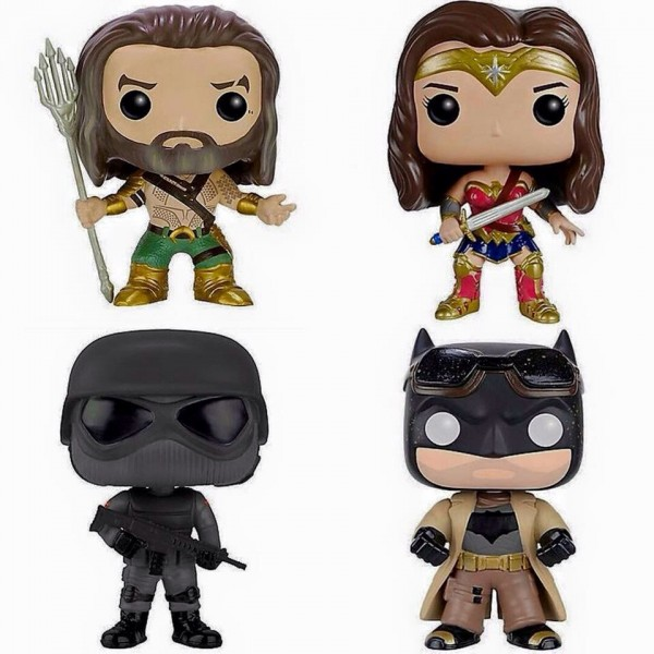 Pop!Vinyl Batman v Superman