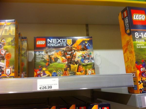 Lego Nexo Knight