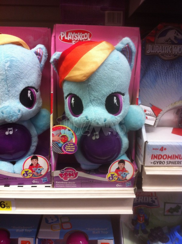 My little pony playskool