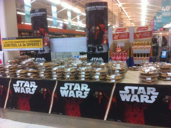 Galettes des Rois Star Wars 7
