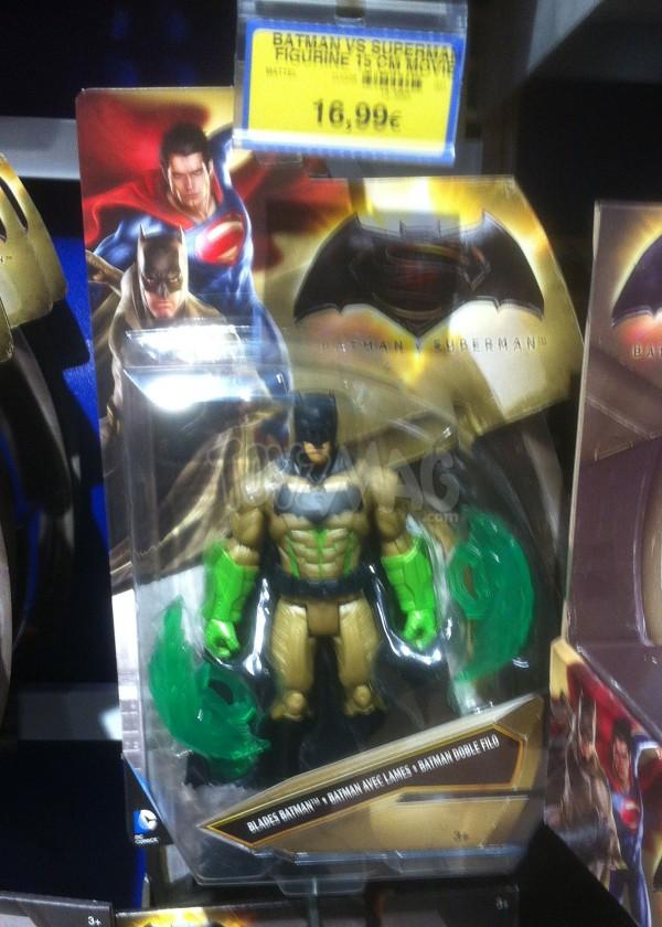 jouet et figurine Batman v Superman : L'Aube de la Justice