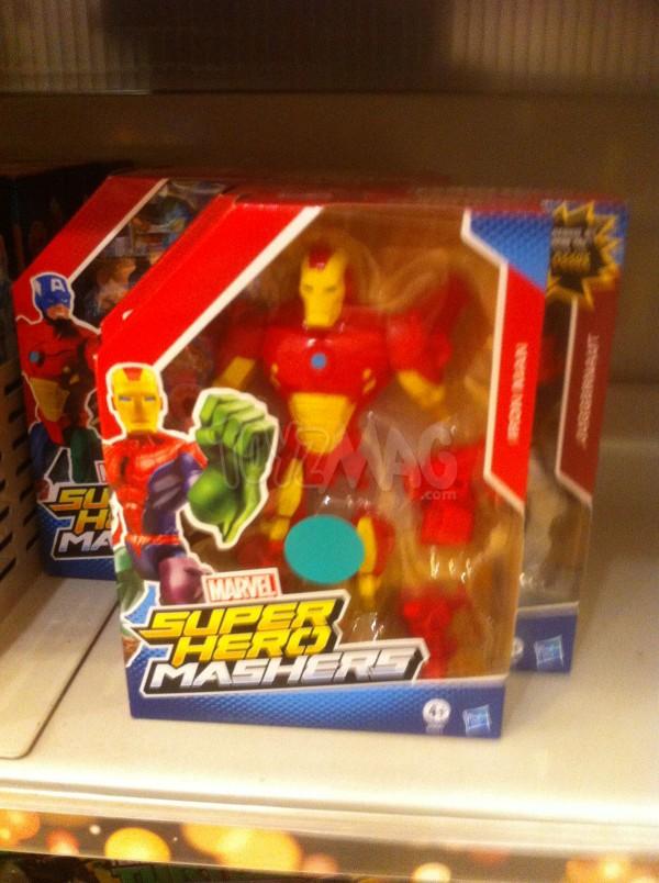Soldes Marvel Super Hero Mashers