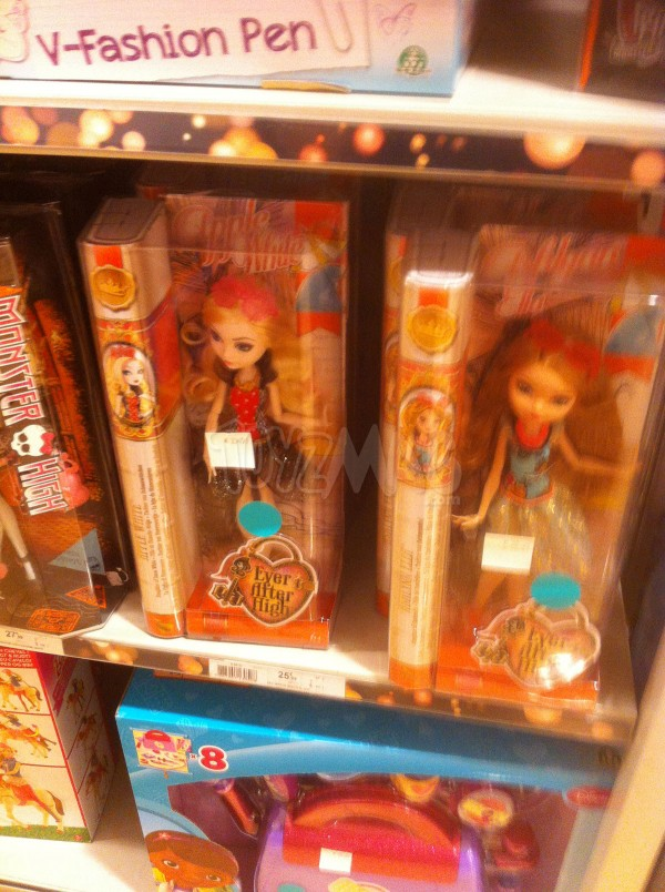 Soldes Barbie, Monster High, Ever After High, Mia & Me