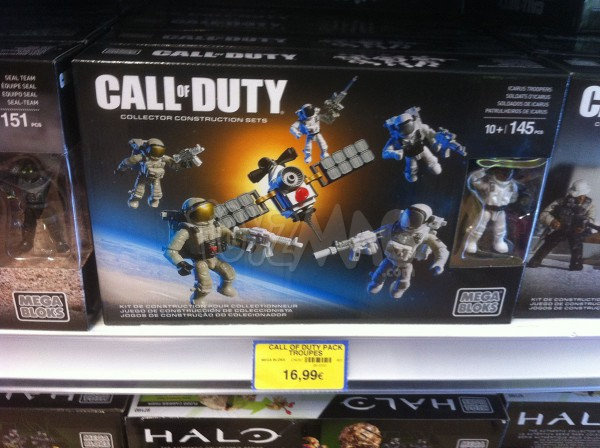 Mega BLoks Call of Duty